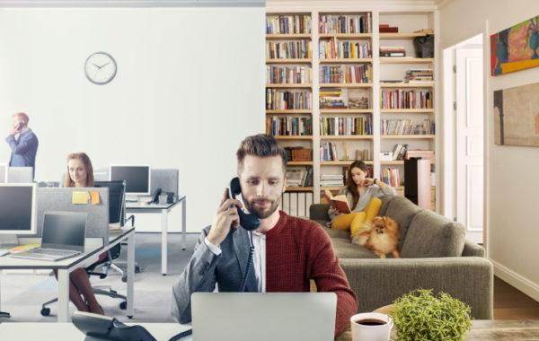 Перевод вашего офиса на удаленную работу